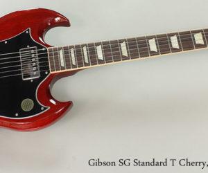 2016 Gibson SG Standard T