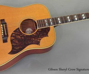 2004 Gibson Sheryl Crow Signature Acoustic  SOLD