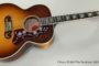 SOLD!!! 2007 Gibson SJ-200 Elite Sunburst Steel String Acoustic
