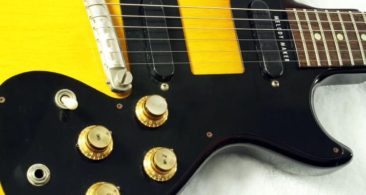 gibson_melody_maker_1961_2pu_top_detail_2