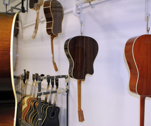 A Tour of the Gibson Acoustic Shop in Bozeman, Montana: Part 4