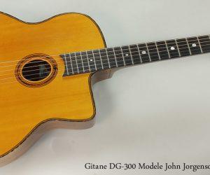 2012 Gitane DG-300 Modele John Jorgenson (SOLD)