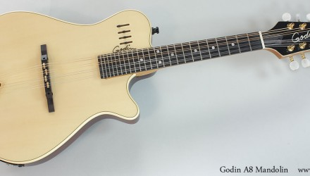 Godin-A8-Mandolin-Full-Front-View