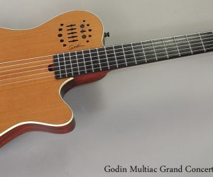 2011 Godin Multiac Grand Concert SA  SOLD