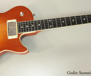 SOLD!!! Godin Summit Classic CT