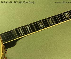 Gold Tone Bob Carlin Signature Series BC-350 Plus Banjo