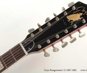 1967-1969 Goya Rangemaster 12 string Electric  SOLD