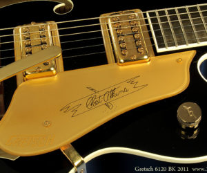 Gretsch 6120 BK 2011  (consignment)  SOLD