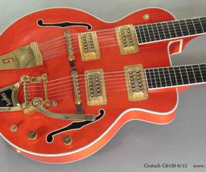 1997 Gretsch Nashville G6120 6-12