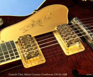 Gretsch Chet Atkins Country Gentleman G6122 1958  DISCONTINUED