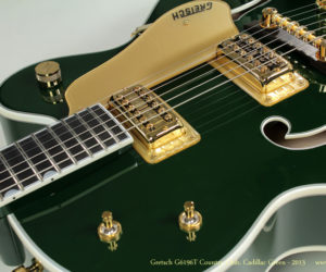 Cadillac Green Gretsch G6196T Country Club