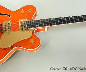2003 Gretsch G6120DC Nashville SOLD