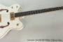NO LONGER AVAILABLE! 2008 Gretsch G6136LSB White Falcon Bass
