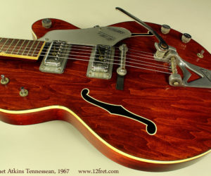 Gretsch 6119 Chet Atkins Tennessean 1967 (consignment) No Longer Availble
