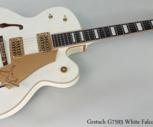 2004 Gretsch G7593 White Falcon SOLD