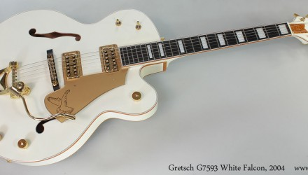 Gretsch-G7593-White-Falcon-2004-Full-Front-View
