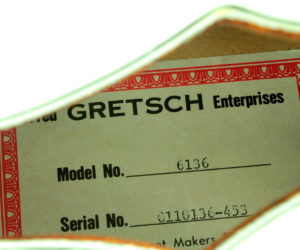 Gretsch White Falcon 1990 (consignment)  SOLD