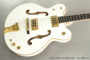 2006 Gretsch White Falcon Bass G6136LSB (consignment)  SOLD