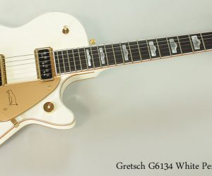 2004 Gretsch G6134 White Penguin (SOLD)