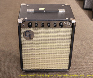 SOLD! Groove Tubes GT Soul-O Single 1x10 Tube Combo Amplifier, 2005