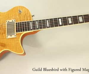 1998 Guild Bluesbird with Figured Maple Top (SOLD)