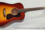 Sold!  1986 Guild D25 SB Steel String Acoustic Guitar Sunburst