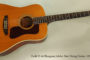 SOLD!! 1971 Guild D-40 Bluegrass Jubilee Steel String Guitar