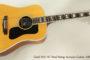 1981 Guild D55 NT Steel String Acoustic Guitar  SOLD