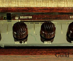 Guild Masteramp 60 1955 (consignment) SOLD