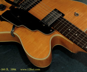 Guild X-160 B, 1994 (consignment)  SOLD
