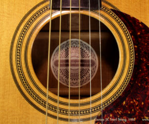 1980 Gurian JK Steel String (consignment) SOLD