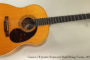 1977 Gurian J R Jumbo Rosewood Steel String Guitar  SOLD