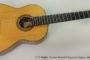 1996 G V Rubio Torres Model Classical Guitar  SOLD