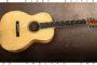SOLD!!! G W Barry 30-12 Koa 000 Plus Steel String Guitar