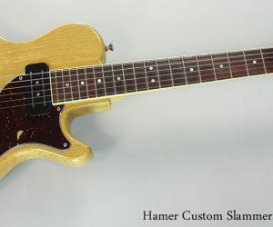 2005 Hamer Custom Slammer SLMK SOLD