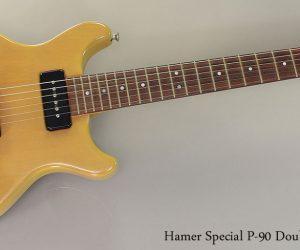 1993 Hamer Special TV  SOLD