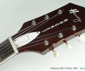 1969 Harmony H54-1 Rocket  SOLD