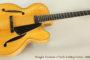 1996 Douglas Harrison 17 Inch Archtop Guitar  SOLD