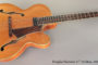 2003 Douglas Harrison Archtop 17 Inch  SOLD