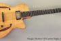 2011 Harrison GB Custom Maple  SOLD