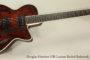 2016 Douglas Harrison GB Custom Burled Redwood (SOLD)