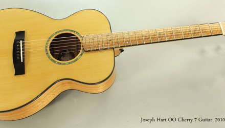 Joseph-Hart-OO-Cherry-7-Guitar-2010-Full-Front-View