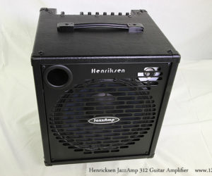 Henriksen JazzAmp 312 Guitar Amplifier