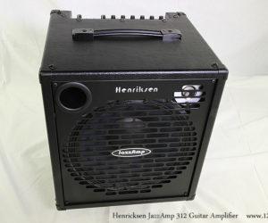 (Discontinued) Henriksen JazzAmp 312 Guitar Amplifier