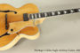 2002 Heritage Golden Eagle Archtop Guitar  SOLD