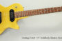 SOLD!!! 2008 Heritage H137 'TV' Solidbody Electric Guitar