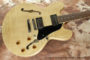 2008 Heritage H 535 Antique Natural Thinline (consignment)  SOLD
