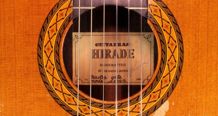 Hirade-Master-Arte-Model-7-Classical-1982-label