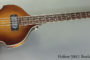 1965 Hofner Beatle Bass 500-1  SOLD