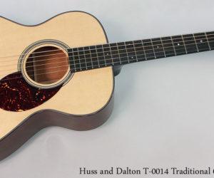 Huss and Dalton T-0014